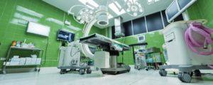 Inventar til hospitaler